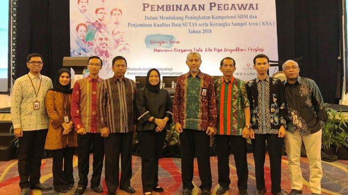 Universitas Terbuka Makassar Ajak Pegawai BPS Sulsel Lanjutkan Pendidikan S1 dan S2