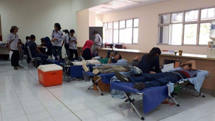 Peringati Anniversary Ke-21, Mapala 09 FT Unhas Adakan Donor Darah hingga Tudang Sipulung