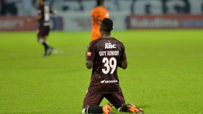 Guy Junior: Terimakasih kepada Suporter PSM Makassar