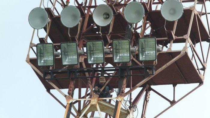 Demi Main di Makassar, Ini Dilakukan Manajemen PSM dengan Tambah 40 Lampu LED di Sini!