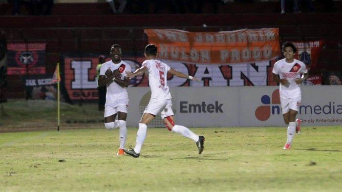 Diwarnai Kartu Merah Hendra, PSM Ditahan Imbang 2-2 Persija, Turun ke Posisi 2 Klasemen