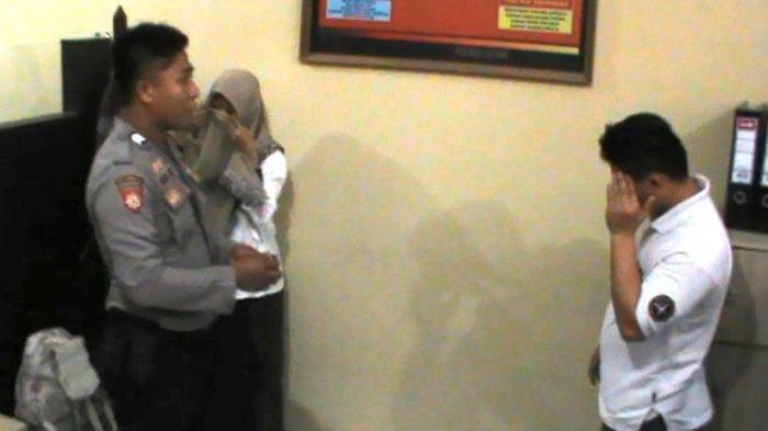 Wanita dalam Mobil 'Goyang' Adalah Berstatus Mahasiswi Salah Satu Perguruan Tinggi di Kota Makassar - 22102018_goa.jpg