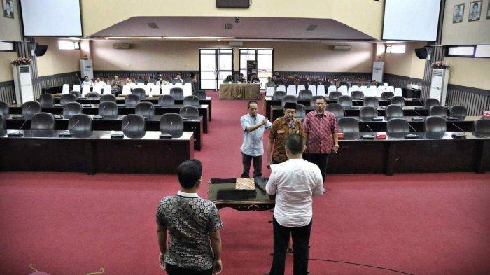 Hari Ini, Syamsul Alam Dilantik Menjadi Anggota DPRD Makassar