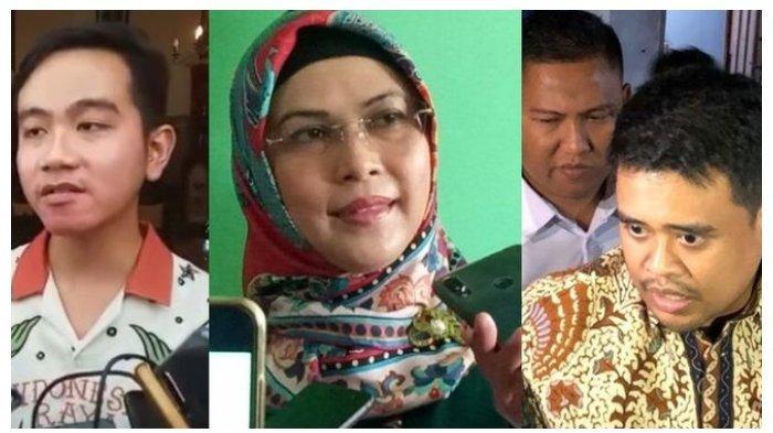 3 Keluarga Presiden dan Wapres Maju Pilkada 2020, Aji Mumpung?