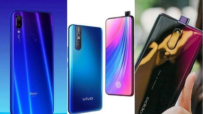 Daftar Harga HP Terbaru April 2019 di Bawah Rp 2 Juta, Samsung, Xiaomi, Oppo, Asus, Vivo & Huawei