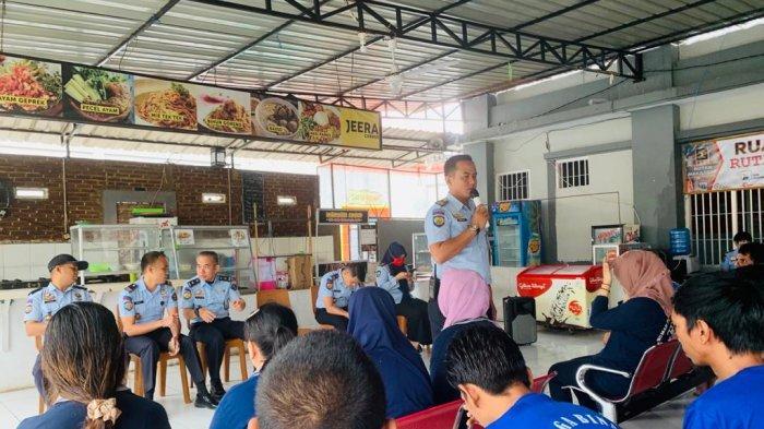 Cegah Wabah Corona di Rutan Makassar, Puluhan Tahanan Dibebaskan