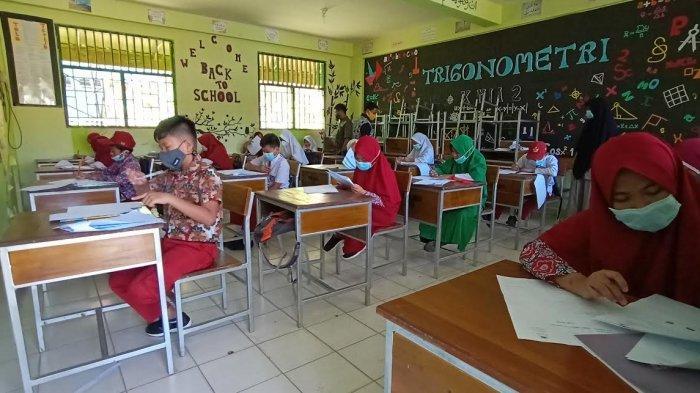 35 Siswa Asal Enrekang Ikuti Seleksi Beasiswa Masuk Sekolah Islam Athirah Bone