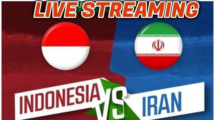4 Link Live Streaming Siaran Langsung meTube.id RCTI Timnas U-19 Indonesia vs Iran, Nonton di HP