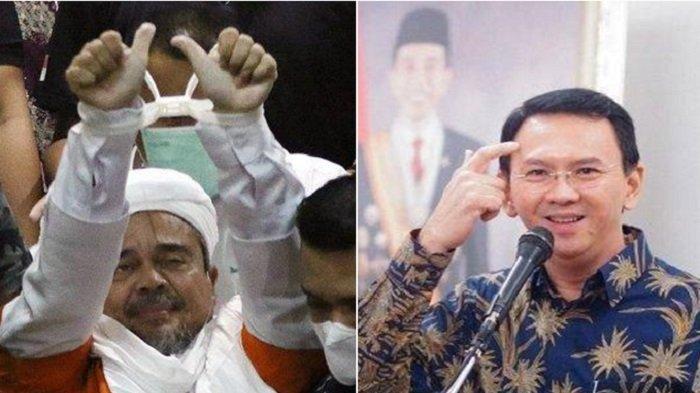 4 Tahun Aksi Bela Islam 55 Berlalu, Dosen UI: Allah Maha Adil, Ahok Sekarang Berjaya, Rizieq Terhina
