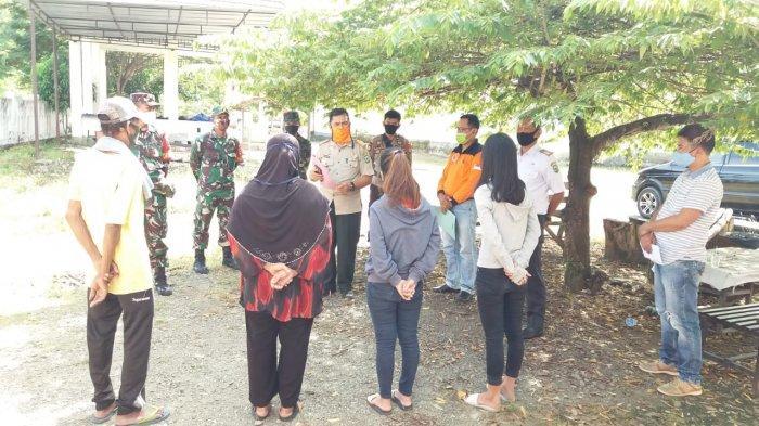 6 Hari Dikarantina, Gugus Tugas Luwu Perbolehkan 4 TKI dari Malaysia Pulang ke Rumah