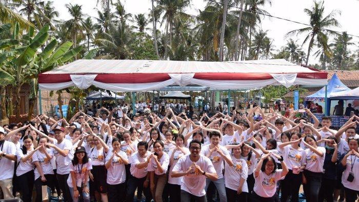 400 Relawan Muda Peringati Hari Sumpah Pemuda bersama Habitat For Humanity Indonesia