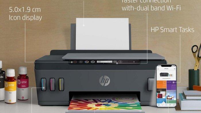 5 Fitur Printer Jaman Now untuk Bekerja Lebih Pintar dari Rumah