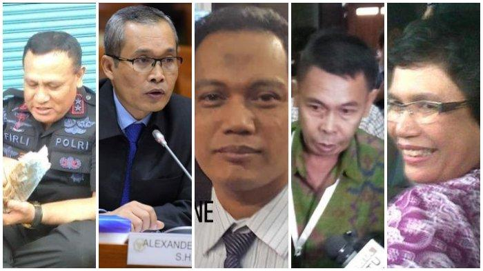 Mantan Hakim PN Makassar Nawawi Pomolango Terpilih Jadi Pimpinan KPK