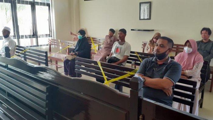 52 Orang Pemilik Lahan Pembangunan Rel KA di Pangkep Terima Uang Ganti Rugi, Total Rp3,4 Miliar