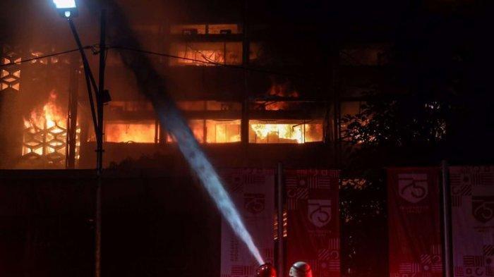 7 Fakta Kebakaran Gedung Kejaksaan Agung: Mahfud MD Kaget, hingga Nasib Berkas Perkara dan Tahanan