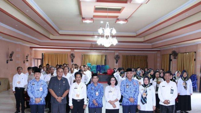 74 Kepsek Belajar Penguatan di Hotel Sikumbang Luwu Timur