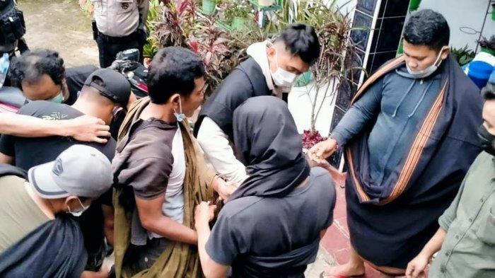 Delapan Pelaku Judi 'Mappasilaga Tedong' Diacara Rambu Solo Toraja Utara Ditangkap Polisi