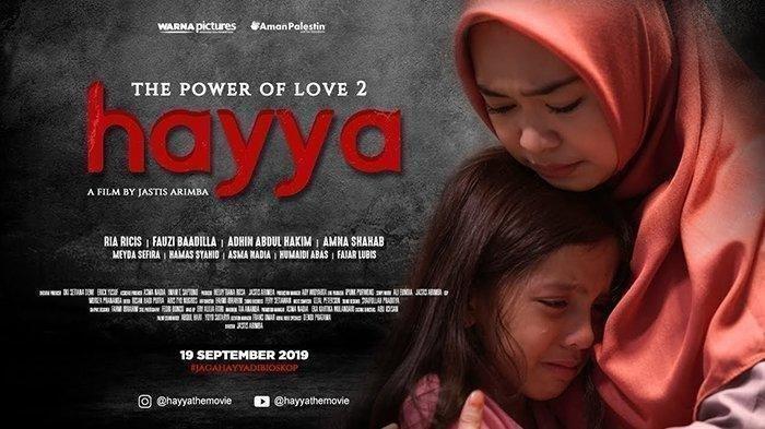 Ini Bioskop di Makassar yang Putar Hayya: The Power of Love 2, Lengkap Jadwal, Kisah Anak Palestina