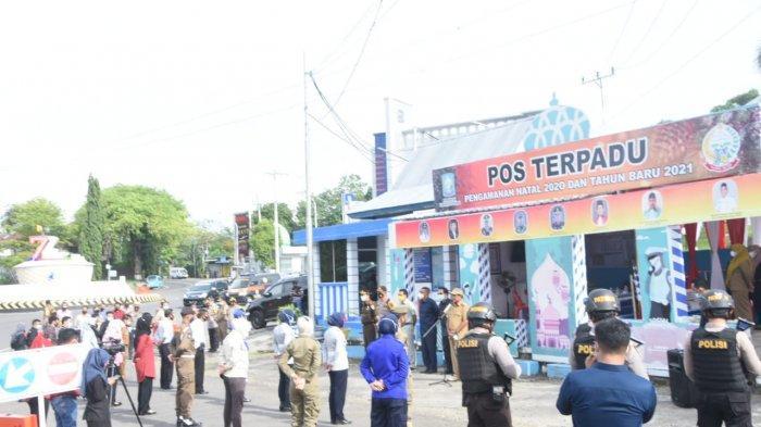 Tiga Hari, Petugas Gabungan di Soppeng Bakal Keliling Sosialisasikan Pencegahan Covid-19