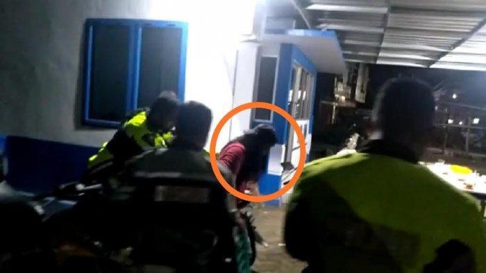 Saksikan Insiden Penikaman Anak Pak RT di Bulukumba, Pria Gondrong Ikut Digelandang Polisi