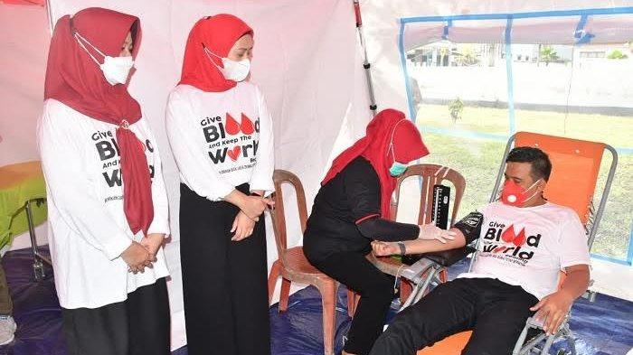 Ketua PMI Sinjai Ajak Warga Gelar Aksi Donar Darah