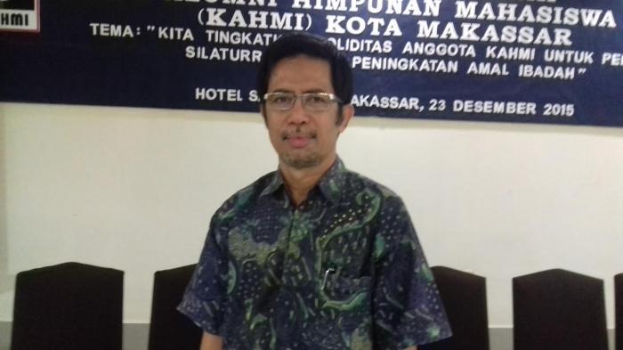 Ketua KAHMI Makassar Gembira Akhirnya Ahok Tersangka