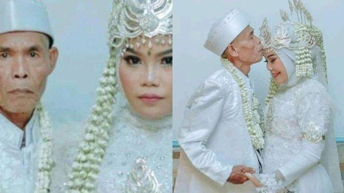 Kakek 78 Tahun Talak Cerai Istri Berumur 18 Tahun, Padahal Baru 22 Hari Jadi Pengantin Baru