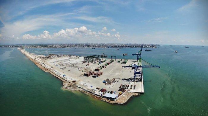 Ke Makassar, Presiden Joko Widodo Bangga dengan Makassar New Port