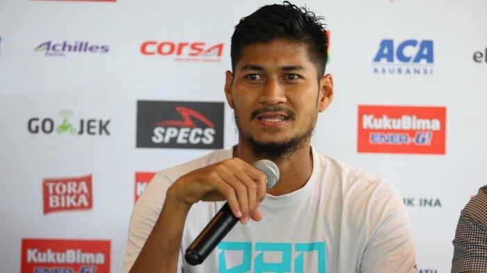 Abdul Rahman Akui Sepakat Bertahan di PSM Makassar