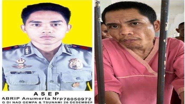 Masih Ingat Abrip Asep Polisi Dikabarkan Tewas saat Tsunami Aceh? Ditemukan di RSJ Setelah 17 Tahun