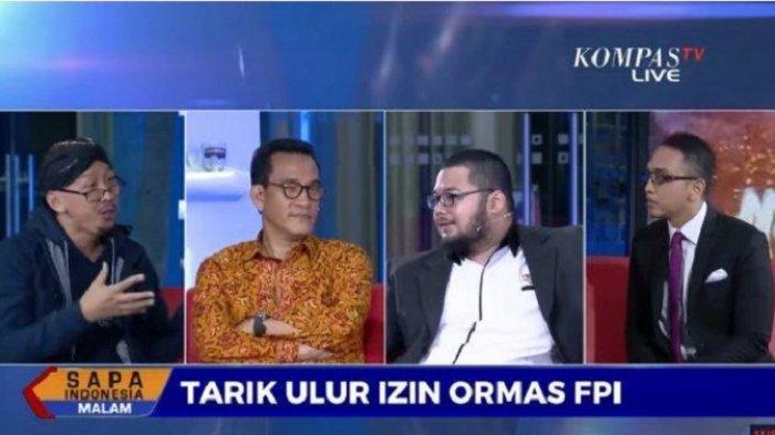 SKAK MAT, Abu Janda Samakan Ahok dengan Ustadz Abdul Somad Balasan Habib Ali Alatas Membuatnya Diam