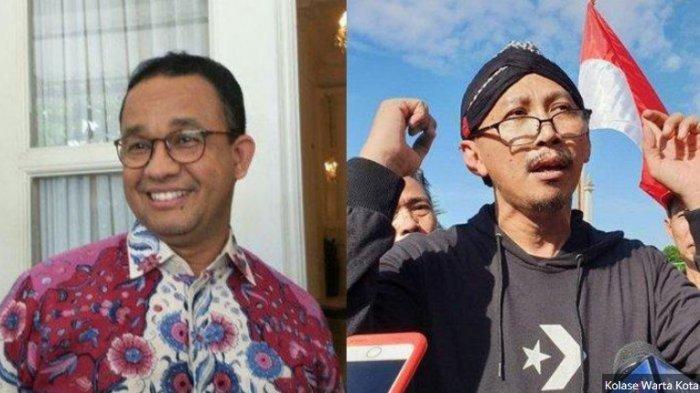 Abu Janda Tuding Anies Baswedan Manfaatkan Banjir Jakarta untuk Pencitraan, Puji Kinerja Ahok