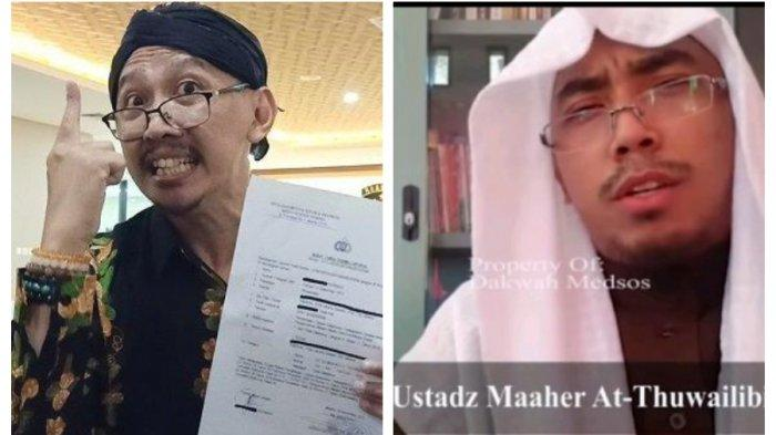 Kronologi Abu Janda Ustaz Maaher Saling Lapor Ke Bareskrim Polri Grace Natali Tsamara Disebut Tribun Timur