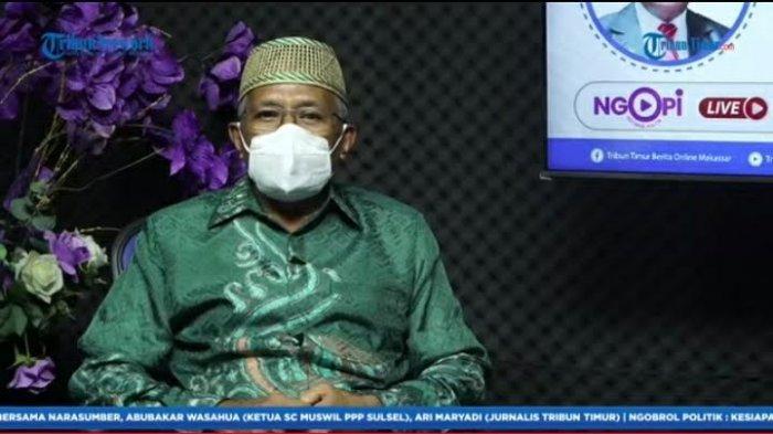 Gantikan Nurdin Abdullah di IPHJ Sulsel, Abubakar Wasahua: Saya Sebagai Plt