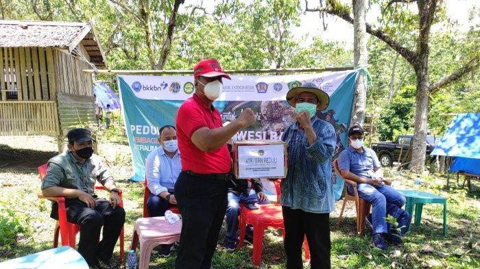 Gabungan 9 Instansi Vertikal di Sulbar Salurkan Bantuan ke Korban Gempa di Majene