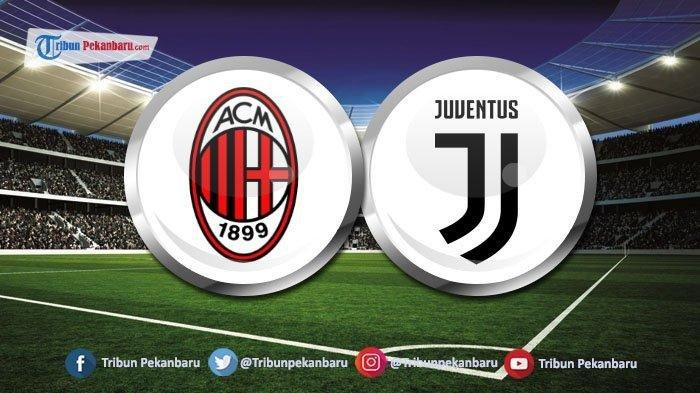 Nonton TV Online 3 LINK Live Streaming Coppa Italia AC Milan vs Juventus - Nonton di HP Tanpa Buffer