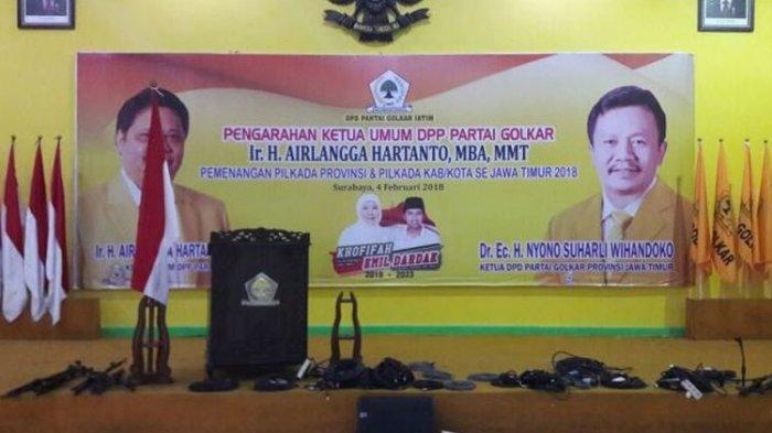 Ketua Golkar di Pilkada Sulsel, Waspadalah! 01 Golkar Jatim Juga Bupati Jombang Kini Di Penjara KPK