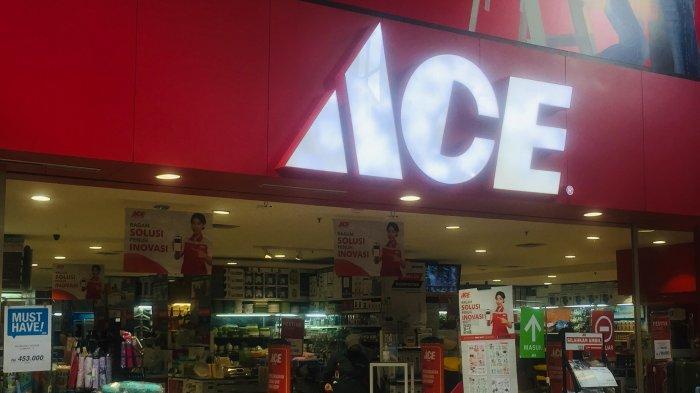 Kotak Penyimpanan di Ace Hardware Sisa Rp 169 Ribu