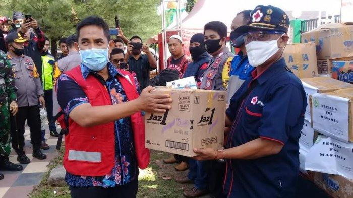 Ketua PMI Takalar Kirim Bantuan dan Relawan ke Luwu Utara