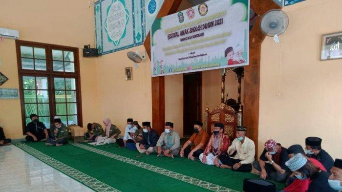 Pesan Wakil Bupati Takalar ke Peserta Festifal Anak Sholeh di Desa Bontokassi