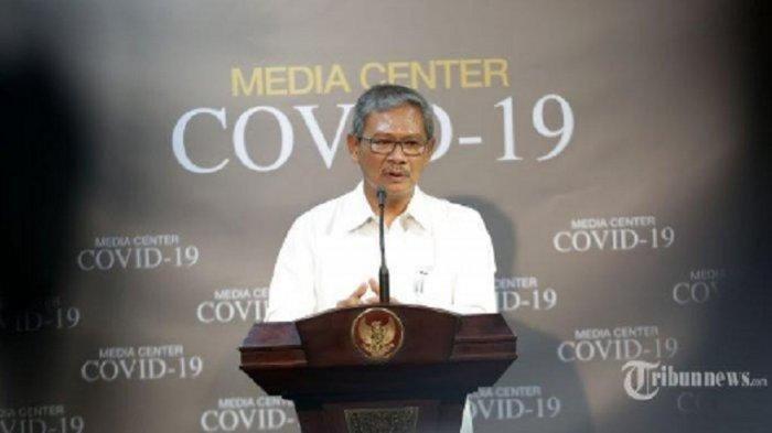 UPDATE Positif Corona Covid-19 di Indonesia 4 April 2020, Jakarta Seribu Lebih Sulsel Tidak Nambah