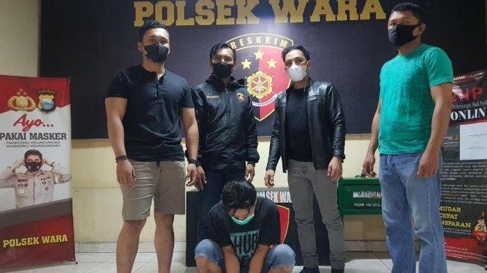Raba Area Terlarang Istri Teman, Tukang Ojek di Palopo Ditangkap