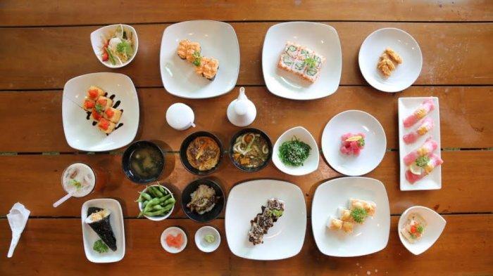 Ada Promo All You Can Eat di 3 Wise Monkeys, Nikmati Puluhan Sushi Sepuasnya Mulai Rp 149 Ribuan