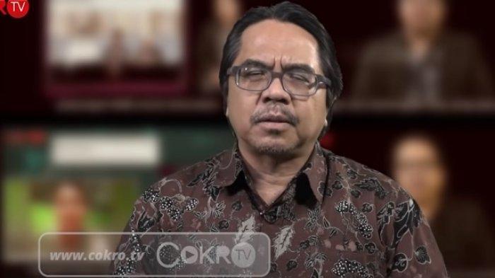 Dosen UI Ade Armando Berani Sebut Rizieq Shihab Depresi dan Frustasi karena Mengamuk di Pengadilan