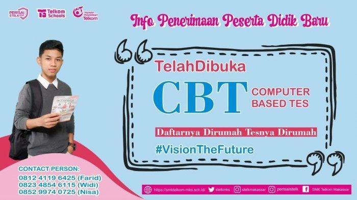 SMK Telkom Makassar Jurusan Teknik Komputer Jaringan