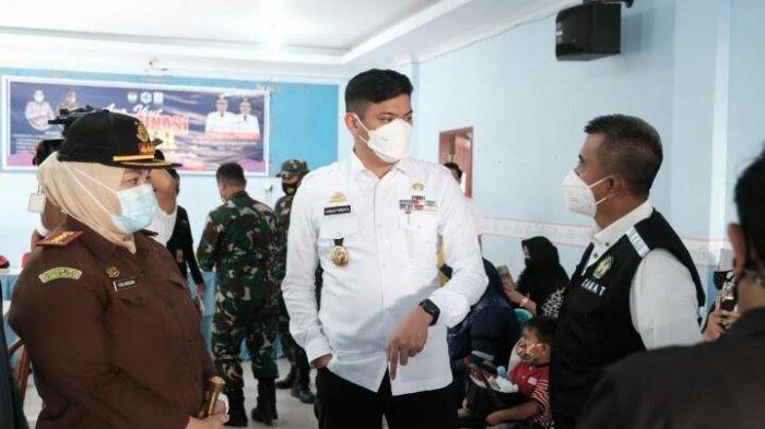 Target 1.000 Orang, Pemkab Gowa Gelar Vaksinasi Massal di 18 Kecamatan