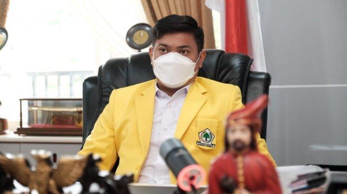 Adnan Purichta Ichsan Diwajibkan Ikut Golkar Institute,DPP Siapkan Ponakan Mentan SYL Pimpin Golkar