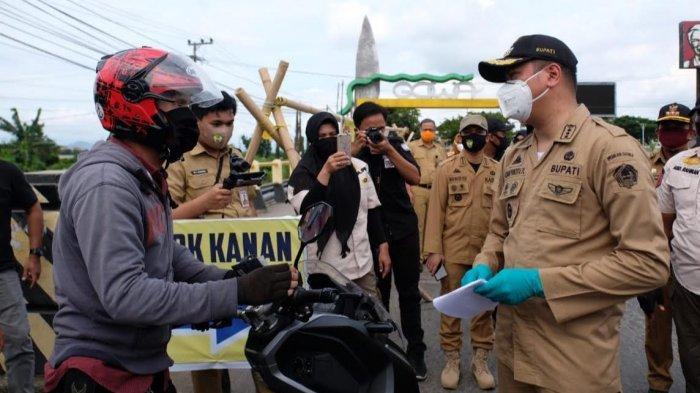 5 Alasan Bupati Gowa Adnan IYL Tak Perpanjang PSBB Tangkal Corona, 'Butuh Anggaran yang Banyak'