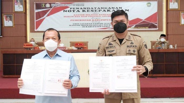 November, Unit Layanan Paspor Hadir di Kabupaten Gowa