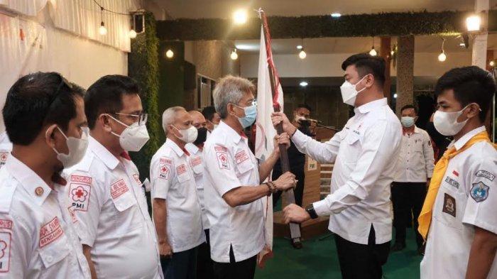 Adnan Purichta Ichsan Titip Tiga Pesan ke Pengurus PMI Pangkep
